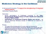 medicines strategy in the caribbean2
