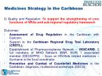 medicines strategy in the caribbean3