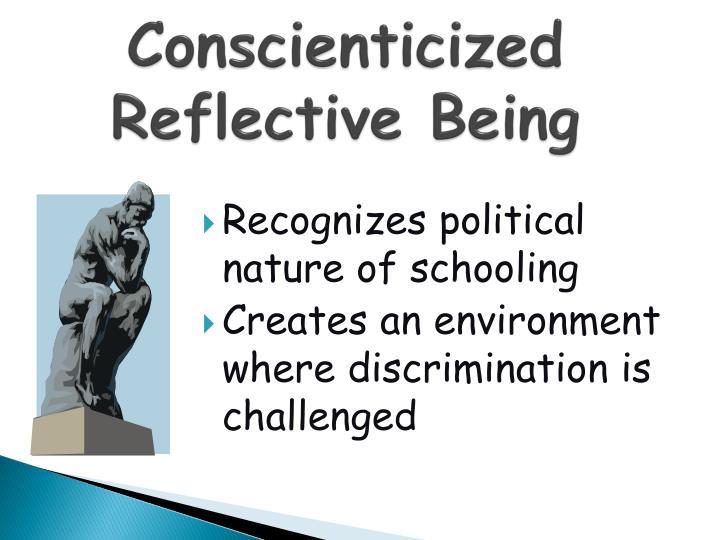 Conscienticized