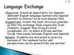 language exchange1
