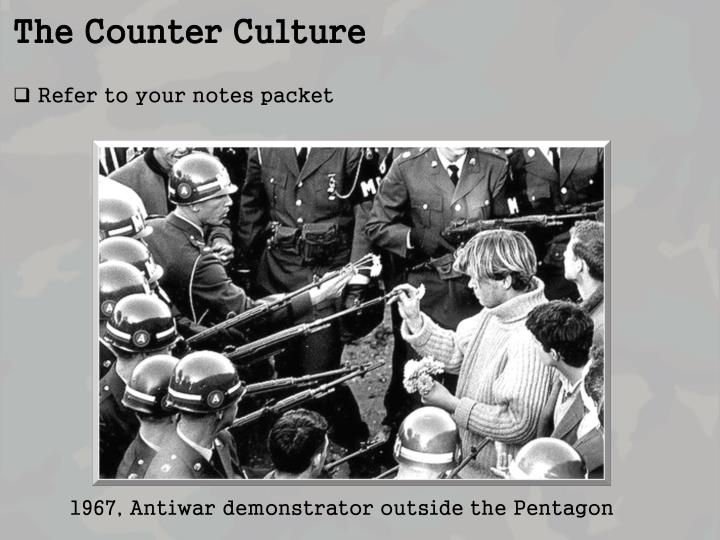The Counter Culture