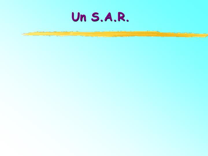 Un S.A.R.