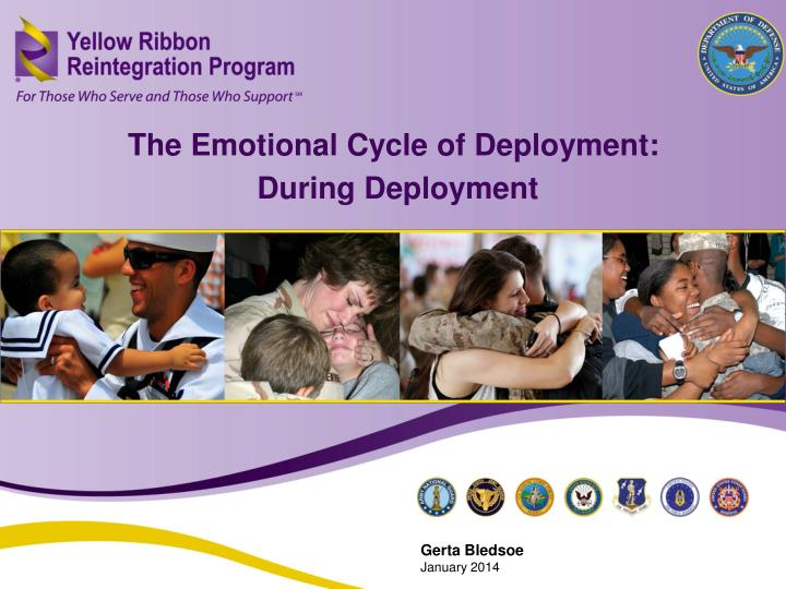 The Emotional Cycle of Deployment: