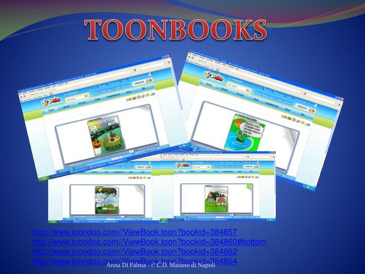 TOONBOOKS