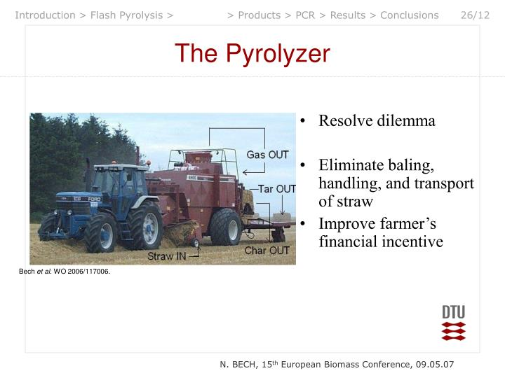 Introduction > Flash Pyrolysis >