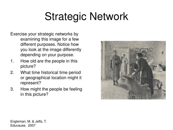 Strategic Network