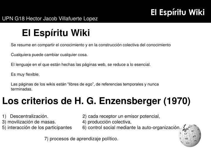 UPN G18 Hector Jacob Villafuerte Lopez