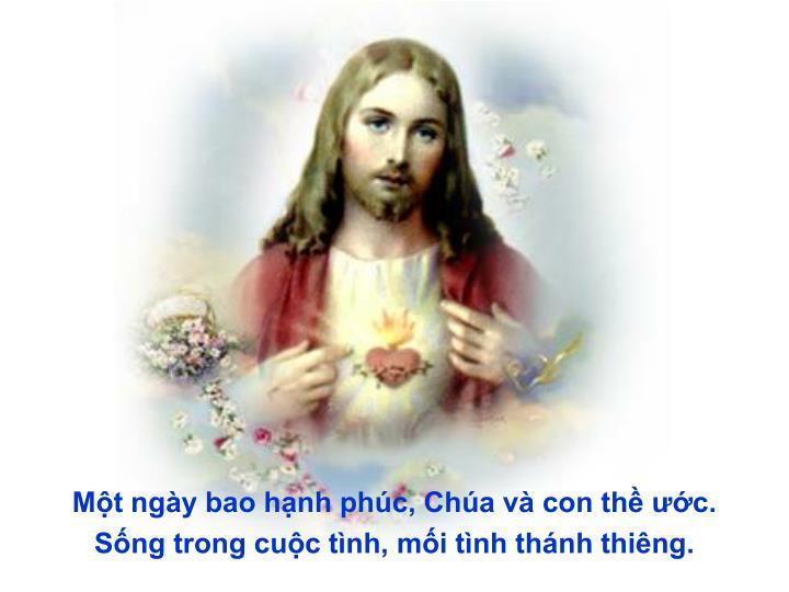 Mt ngy bao hnh phc, Cha v con th c.