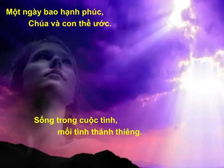 Mt ngy bao hnh phc,