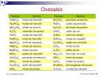 oxosales