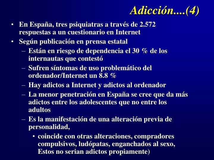 Adicción....(4)