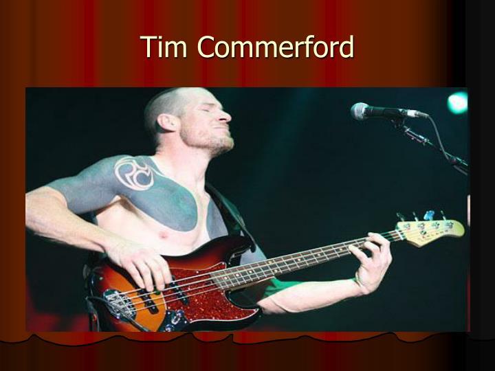 Tim Commerford