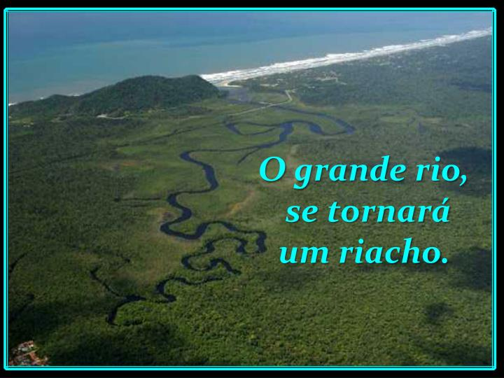 O grande rio,
