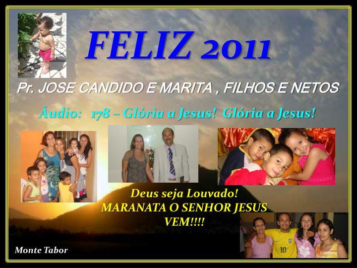 Pr. JOSE CANDIDO E MARITA , FILHOS E NETOS
