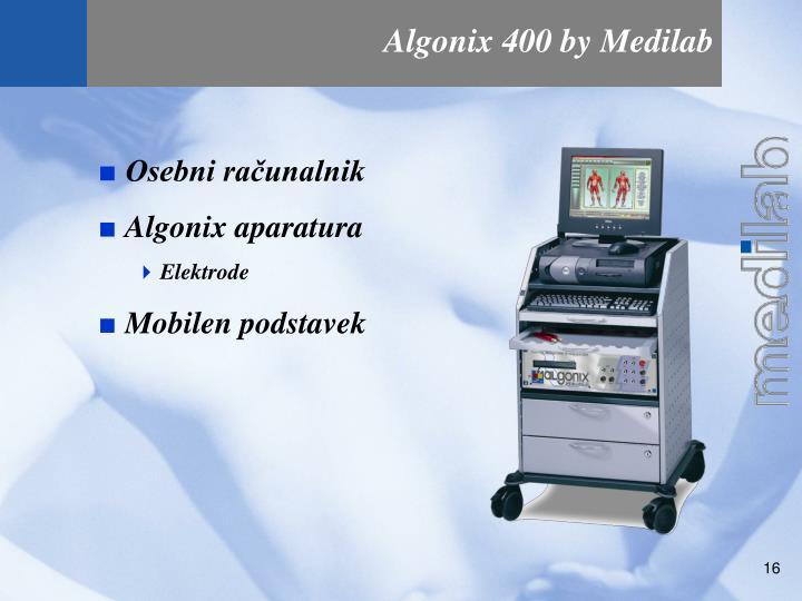 Algonix 400 by Medilab