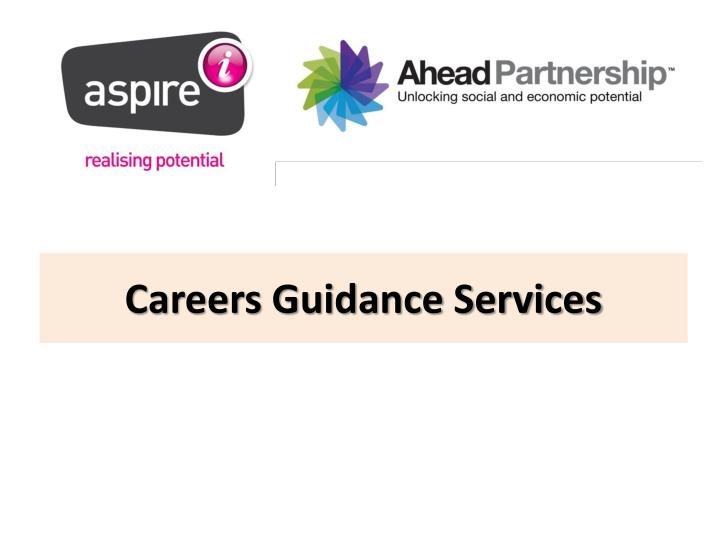 Careers Guidance Services