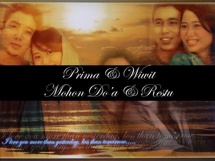 Prima & Wiwit