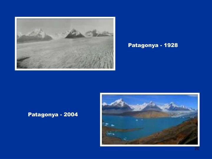 Patagonya - 1928