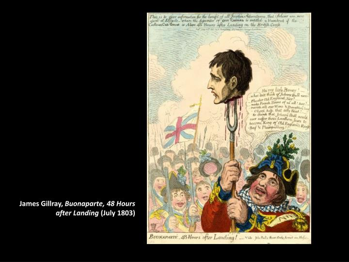 James Gillray,