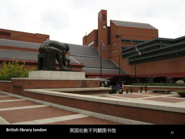 British library london