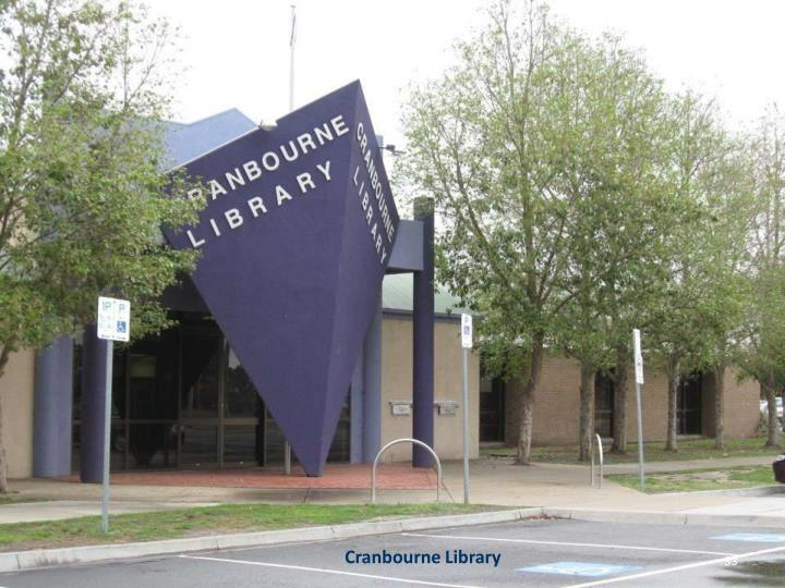 Cranbourne Library