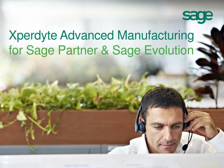 Xperdyte Advanced Manufacturing