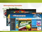 advergaming examples