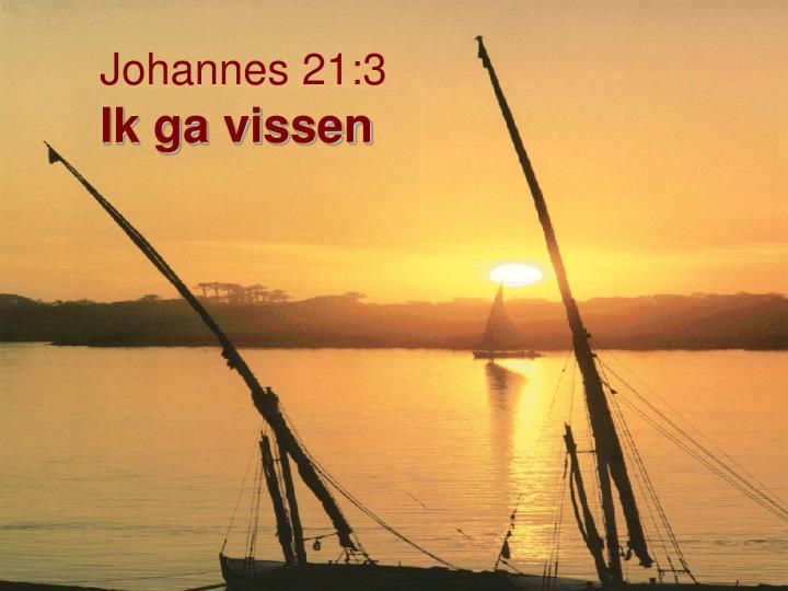 Johannes 21:3