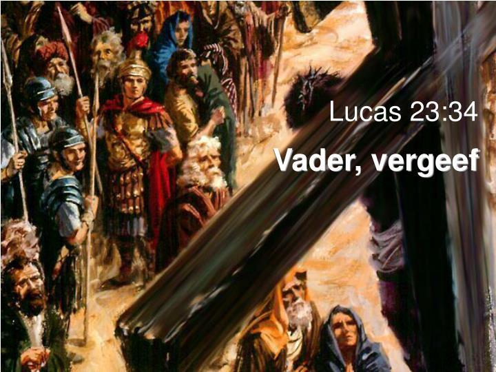 Lucas 23:34