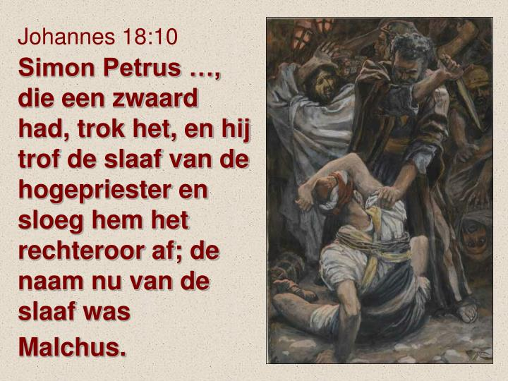 Johannes 18:10