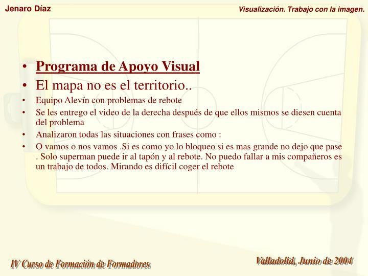 Programa de Apoyo Visual