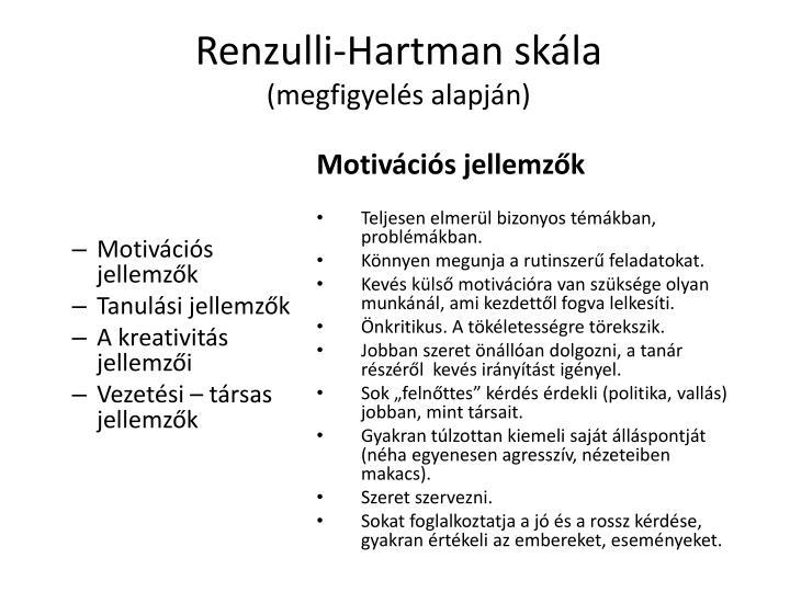 Renzulli-Hartman