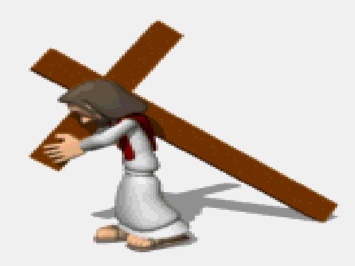 3. Co jest Twoim krzyżem?