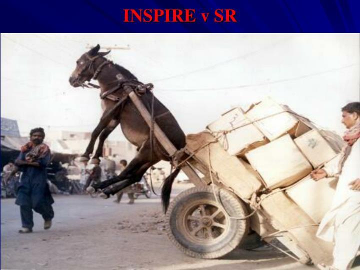 INSPIRE v SR