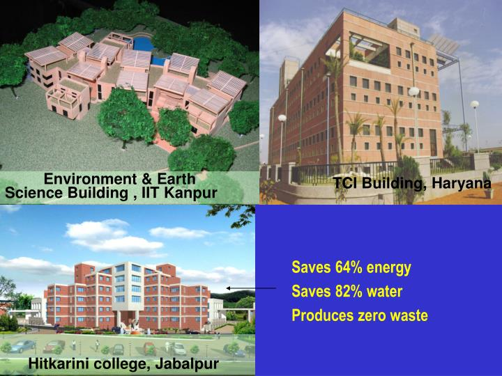 Environment & Earth Science Building , IIT Kanpur