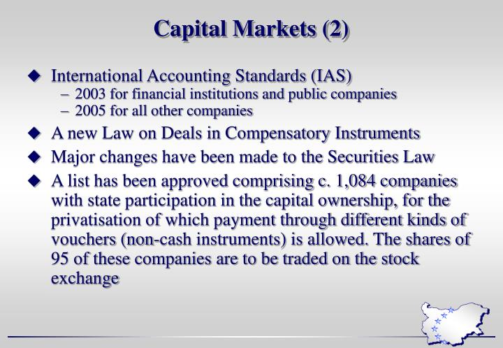 Capital Markets (2)
