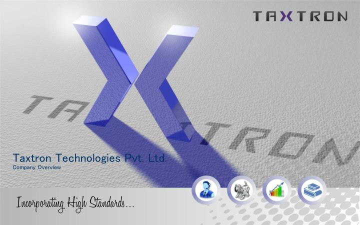 Taxtron technologies pvt ltd