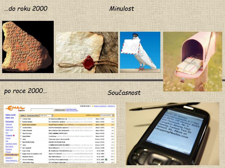 …do roku 2000