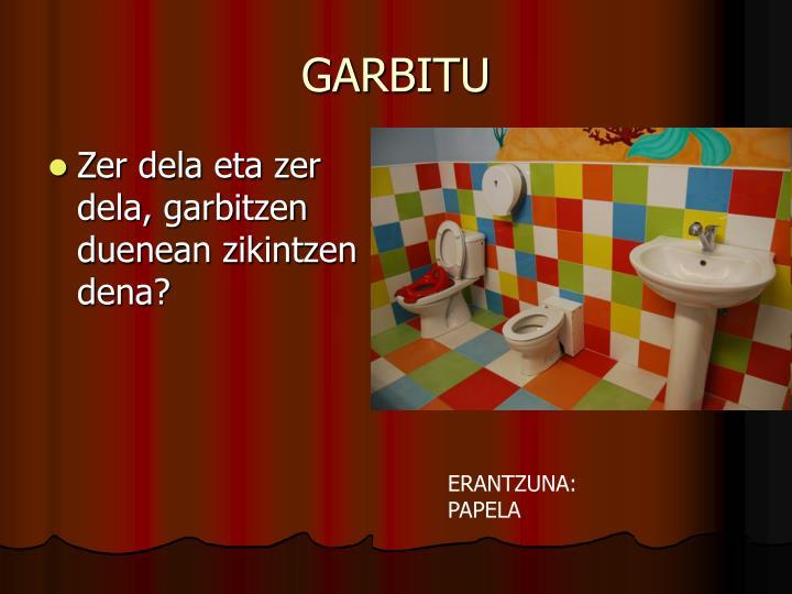 GARBITU