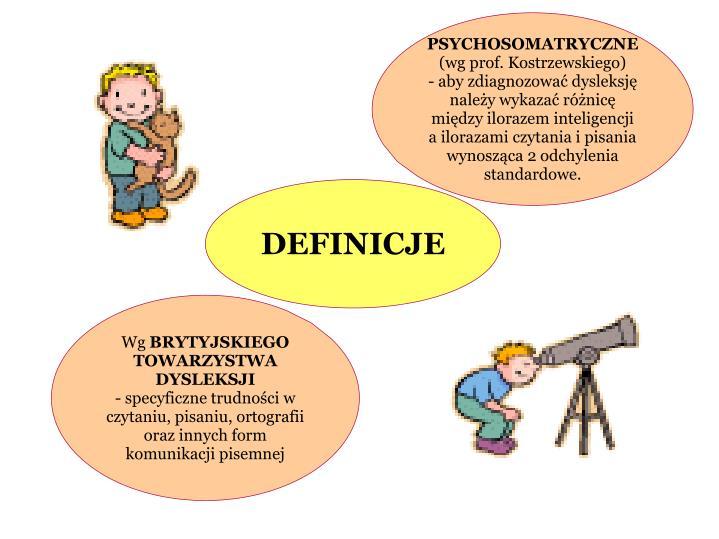 PSYCHOSOMATRYCZNE