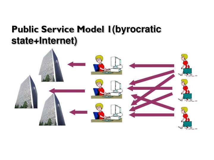 Public Service Model 1