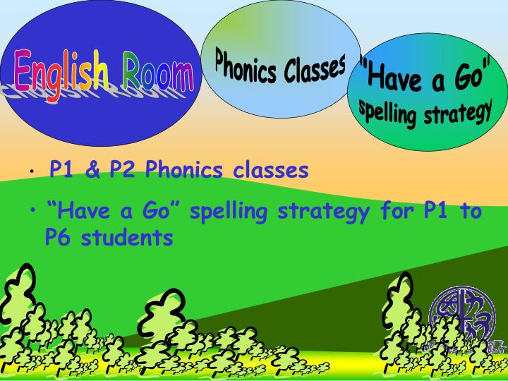 Phonics Classes