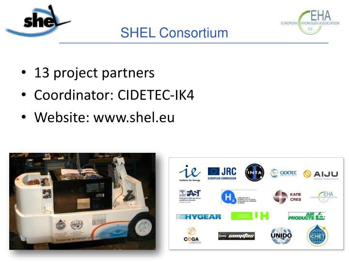 SHEL Consortium