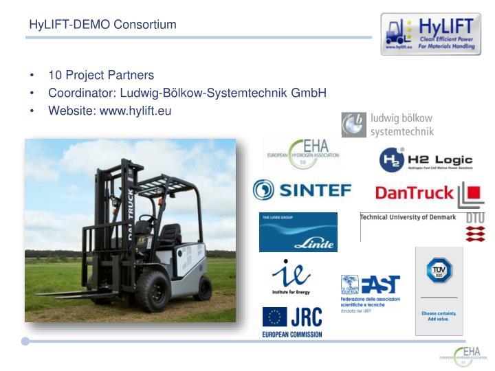 HyLIFT-DEMO Consortium