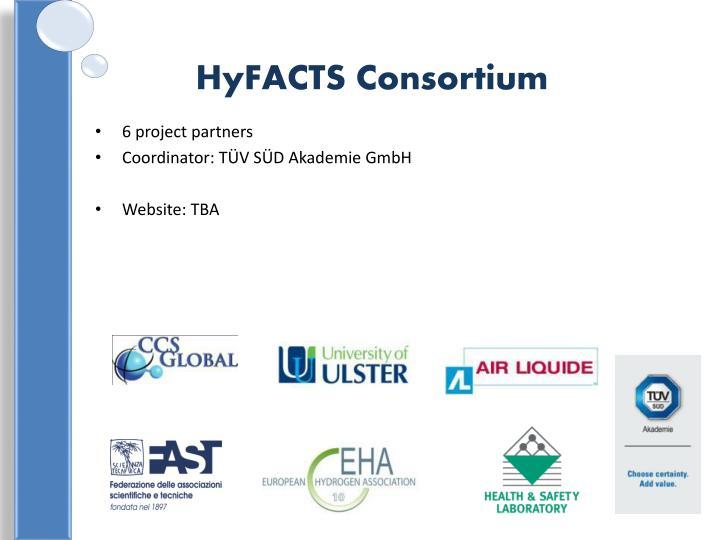 HyFACTS Consortium