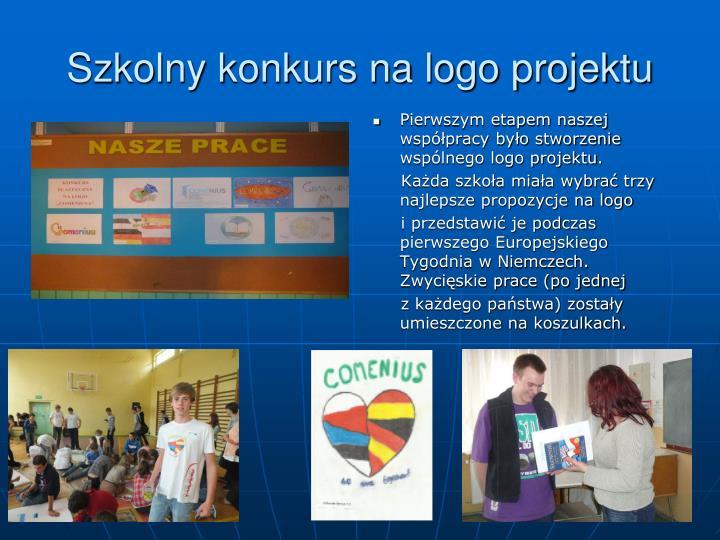 Szkolny konkurs na logo projektu