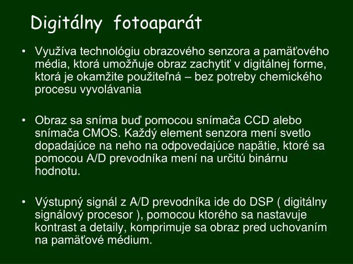 Digitálny