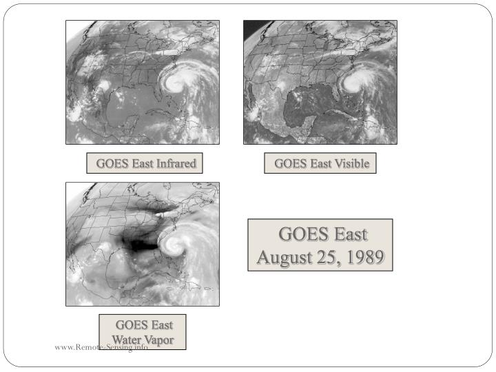 GOES East Infrared