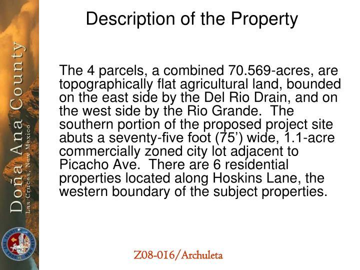 Description of the Property