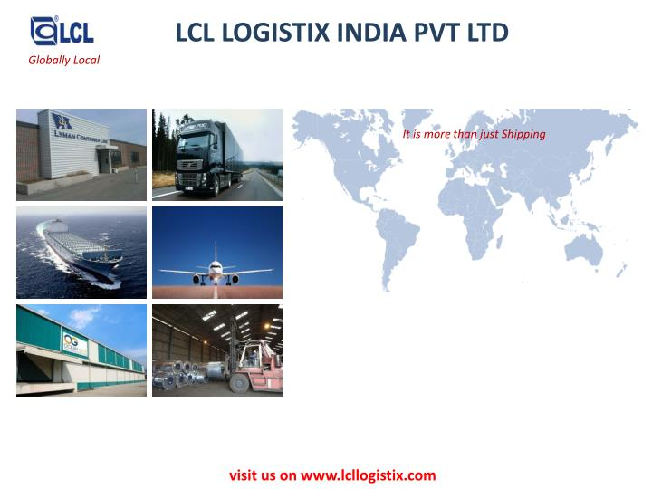 LCL LOGISTIX INDIA PVT LTD